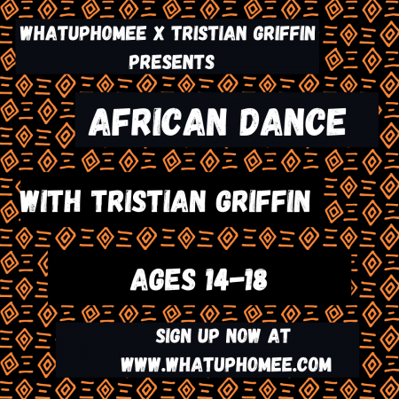 african dance 13 and up