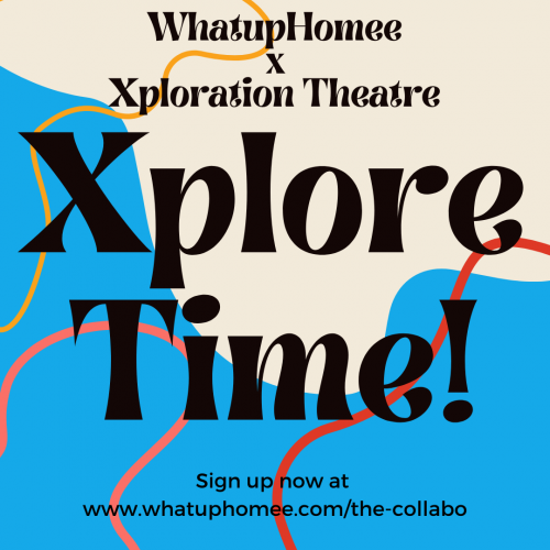 Xplore Time-WhatupHomee