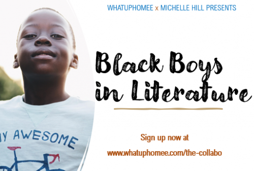 Black Boys In Literature- WhatupHomee