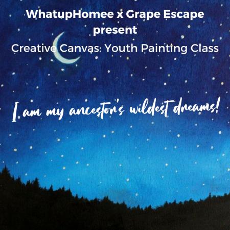 WhatupHomee x Grape Escape present (2)