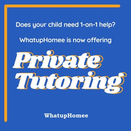 Private tutoring (4)